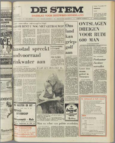 de Stem 1971-11-19