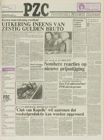 Provinciale Zeeuwse Courant 1976-11-06