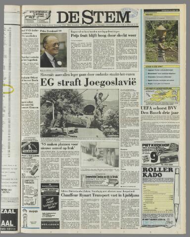 de Stem 1991-06-29