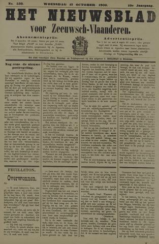 Nieuwsblad voor Zeeuwsch-Vlaanderen 1900-10-17