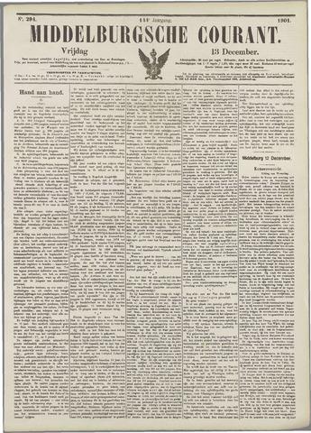 Middelburgsche Courant 1901-12-13