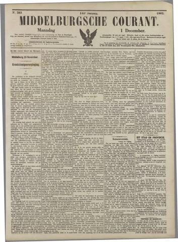 Middelburgsche Courant 1902-12-01