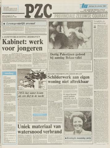 Provinciale Zeeuwse Courant 1983-01-29