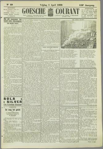 Goessche Courant 1932-04-01