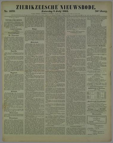 Zierikzeesche Nieuwsbode 1882-07-08
