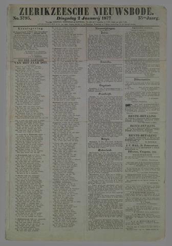 Zierikzeesche Nieuwsbode 1877