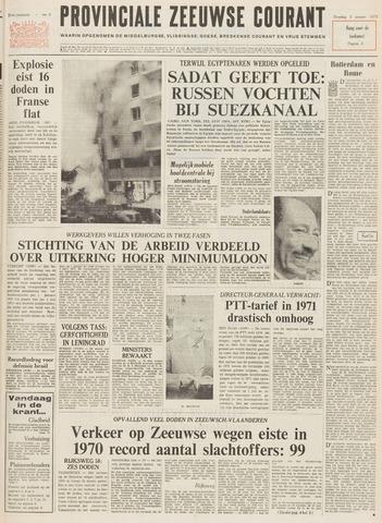 Provinciale Zeeuwse Courant 1971-01-05