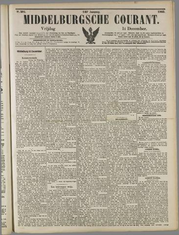 Middelburgsche Courant 1903-12-11