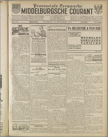 Middelburgsche Courant 1930-12-20