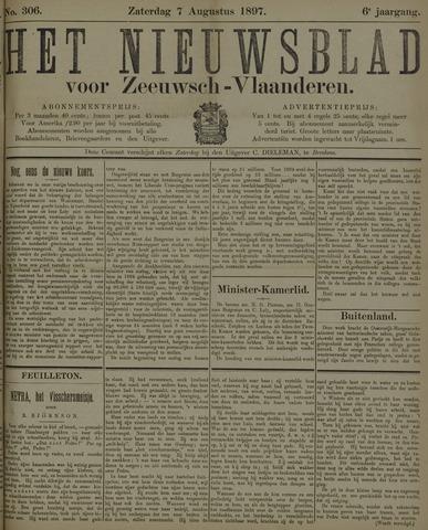 Nieuwsblad voor Zeeuwsch-Vlaanderen 1897-08-07