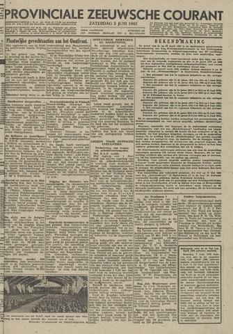 Provinciale Zeeuwse Courant 1943-06-05