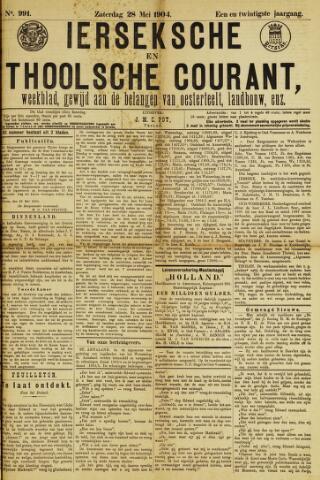 Ierseksche en Thoolsche Courant 1904-05-28