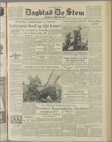 de Stem 1952-11-27