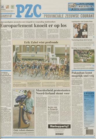 Provinciale Zeeuwse Courant 1998-05-25
