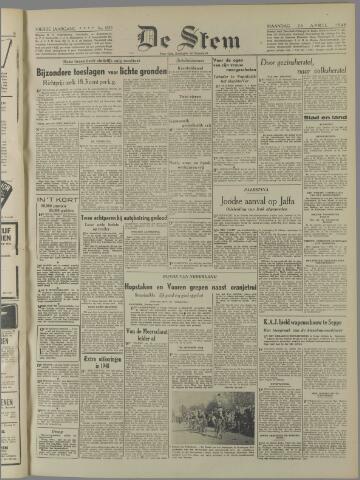 de Stem 1948-04-26