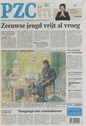 Provinciale Zeeuwse Courant 2008-04-18