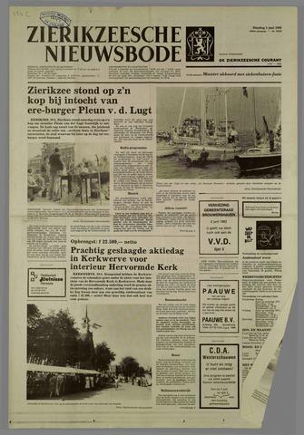Zierikzeesche Nieuwsbode 1982-06-01