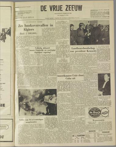 de Vrije Zeeuw 1962-02-01