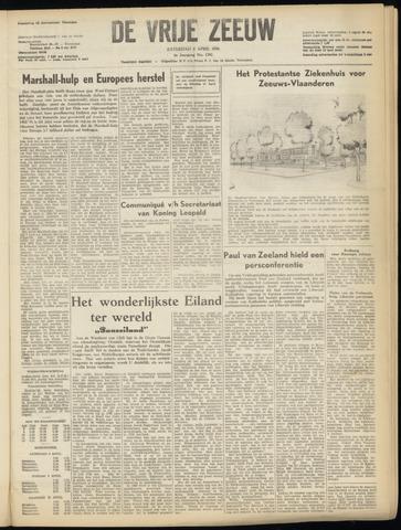 de Vrije Zeeuw 1950-04-08