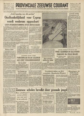 Provinciale Zeeuwse Courant 1960-02-09