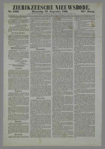 Zierikzeesche Nieuwsbode 1881-08-30