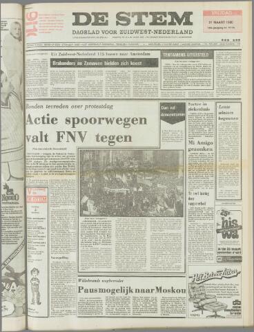 de Stem 1980-03-21
