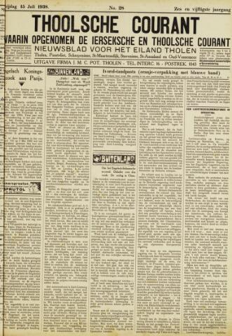 Ierseksche en Thoolsche Courant 1938-07-15