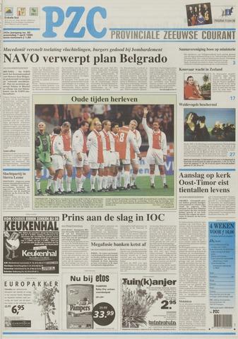 Provinciale Zeeuwse Courant 1999-04-07