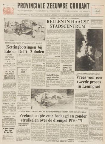 Provinciale Zeeuwse Courant 1971-01-02