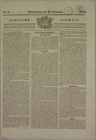 Goessche Courant 1842-01-27