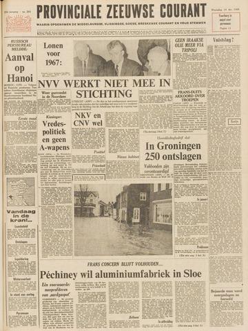 Provinciale Zeeuwse Courant 1966-12-14