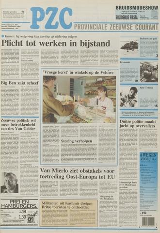 Provinciale Zeeuwse Courant 1994-11-01