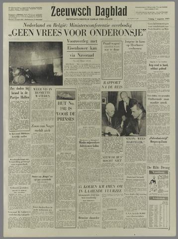 Zeeuwsch Dagblad 1959-08-07