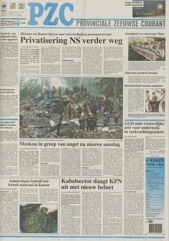 Provinciale Zeeuwse Courant 1999-09-14