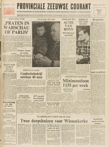 Provinciale Zeeuwse Courant 1968-04-25