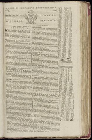 Middelburgsche Courant 1795-04-23