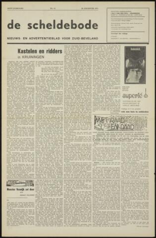 Scheldebode 1971-08-20