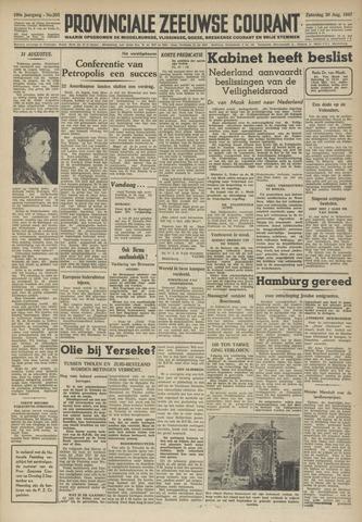 Provinciale Zeeuwse Courant 1947-08-30