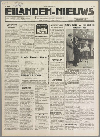 Eilanden-nieuws. Christelijk streekblad op gereformeerde grondslag 1978-11-14