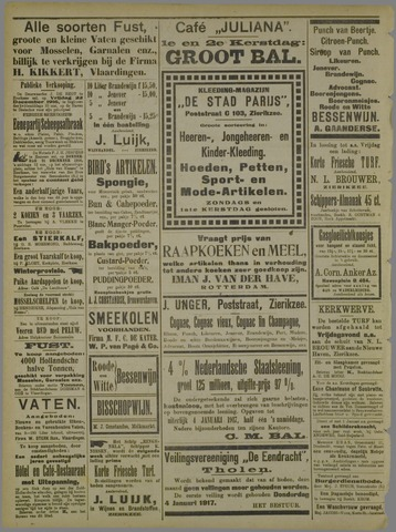 Zierikzeesche Nieuwsbode 1916-12-18