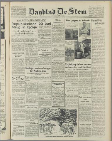 de Stem 1949-06-11