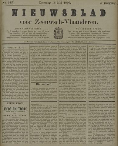 Nieuwsblad voor Zeeuwsch-Vlaanderen 1896-05-16