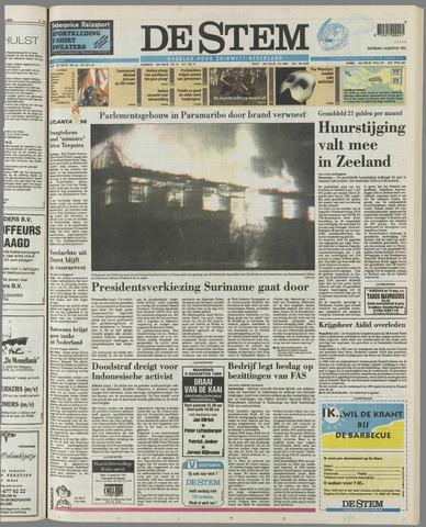 de Stem 1996-08-03
