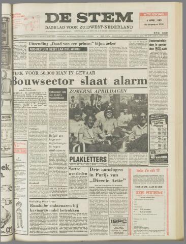 de Stem 1980-04-16