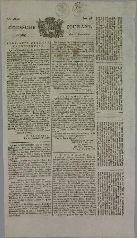 Goessche Courant 1820-12-08