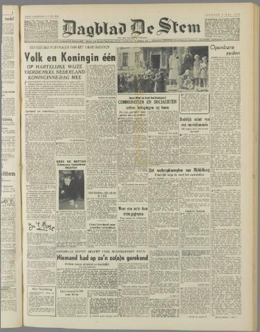 de Stem 1950-05-02