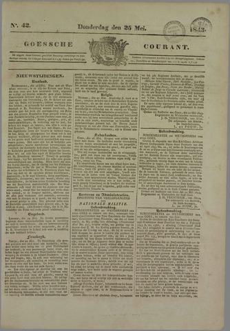 Goessche Courant 1843-05-25