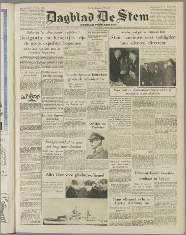 de Stem 1956-04-16