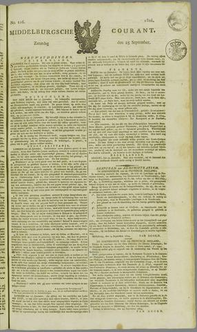 Middelburgsche Courant 1824-09-25