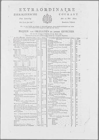 Zierikzeesche Courant 1800